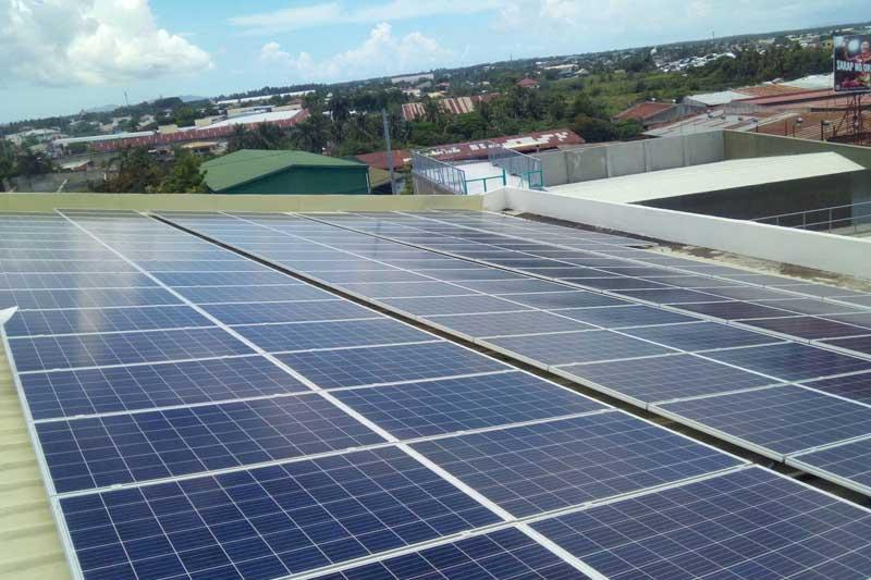 Universidad de Zamboanga develops P12M solar power project
