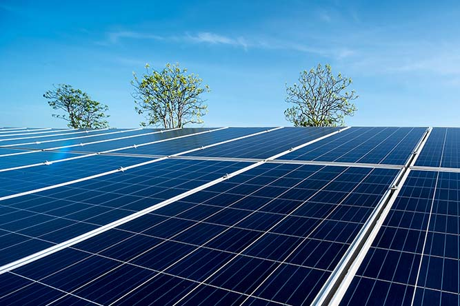 What are Solar Power Panels - Buskowitz Energy
