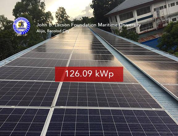 John B. Lacson Foundation Maritime University – Bacolod