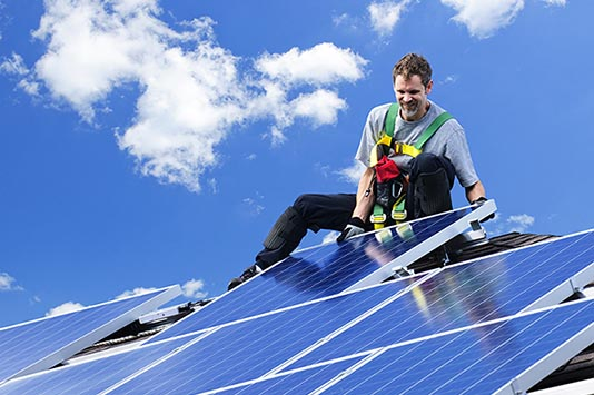 The Next Step: Solar Panel Recyling