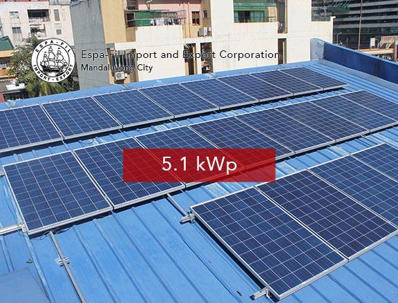 Espa-Fil Import and Export Corporation