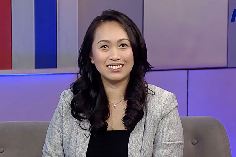 Catherine Uy on How does #GenderPayGap affect you?