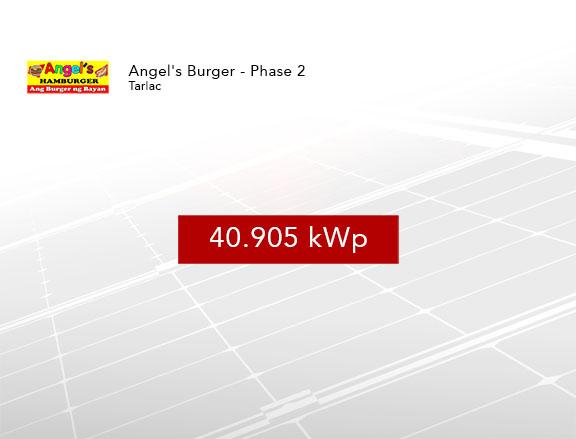 Angel's Burger – Tarlac