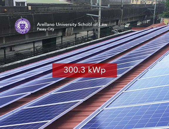Arellano University School of Law