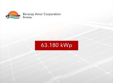 Rooftop Solar Panel Installation Boracay Amor Corporation