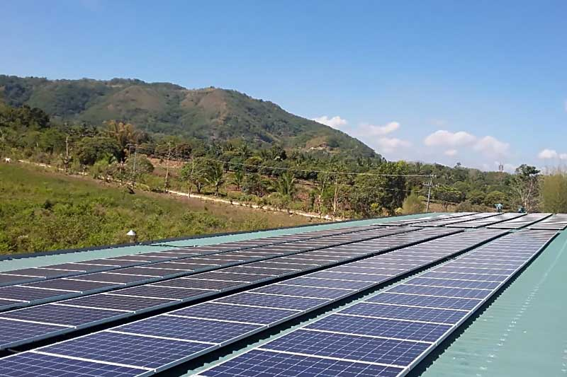 Buskowitz powers farms with solar units
