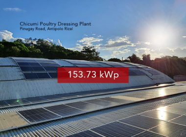 Rooftop Solar Panel Installation Chicumi Poultry Dressing Plant