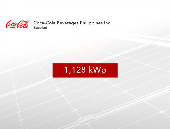 Coca-Cola Beverages Philippines Inc. – Bacolod