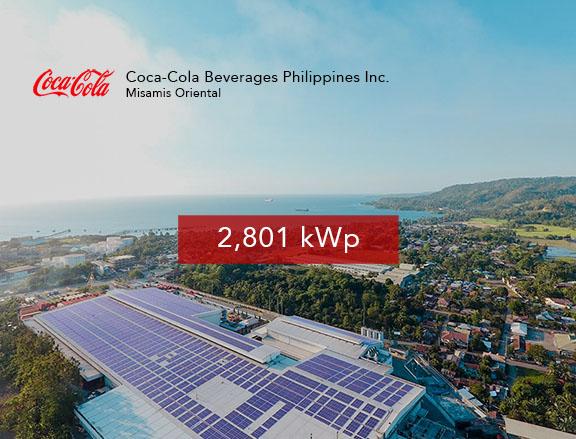Coca-Cola Beverages Philippines Inc. – Misamis Oriental