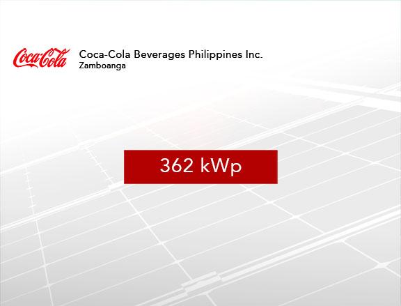Coca-Cola Beverages Philippines Inc. – Zamboanga