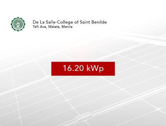 De La Salle – College of Saint Benilde