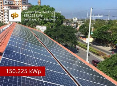 Rooftop Solar Panel Installation Golden Bria Holdings Inc