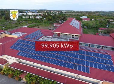 Rooftop Solar Panel Installation Health Centrum Hospital