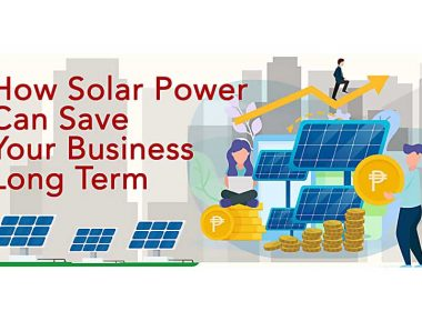 How Solar Power Can Save Your Business Long Term