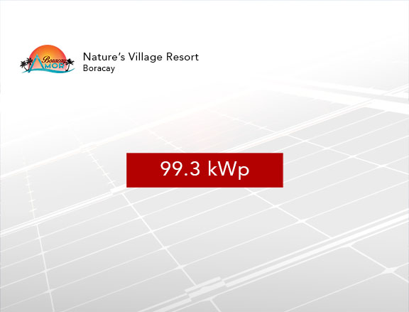 Rooftop Solar Panel Installation Nature's Village Resort