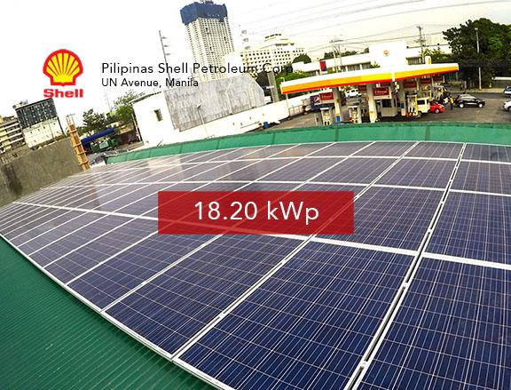 Pilipinas Shell Petroleum Corp – UN Avenue