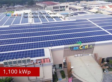 Rooftop Solar Panel Installation San Carlos Town Center