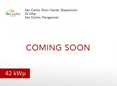 Rooftop Solar Panel Installation San Carlos Town Center - Expansion