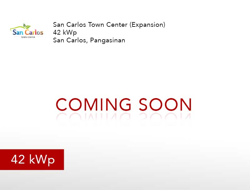 San Carlos Town Center – Expansion