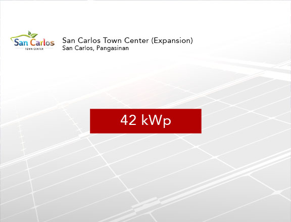 Solar Rooftop Panels - San Carlos Town Center Expansion