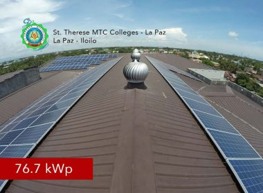 St. Therese MTC Colleges - Magdalo