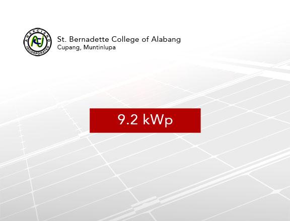 St. Bernadette College of Alabang