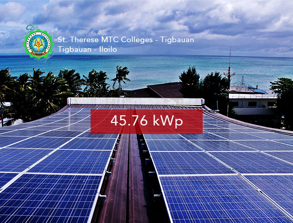 St. Therese MTC Colleges – Tigbauan