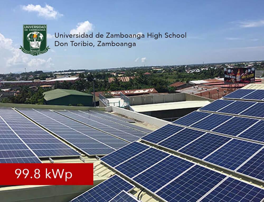 Univesidad de Zamboanga - High School