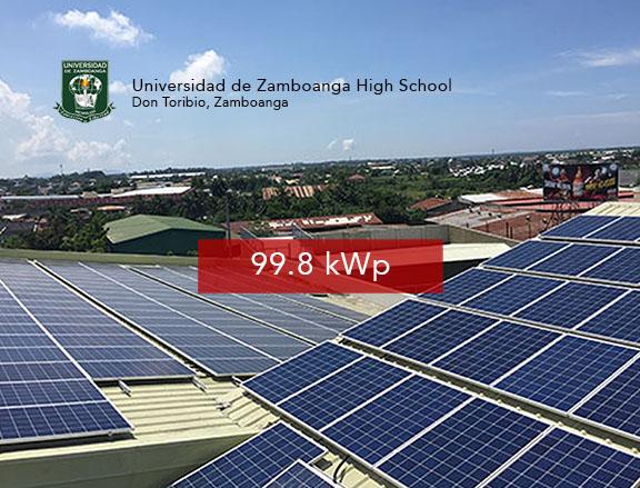 Univesidad de Zamboanga – High School