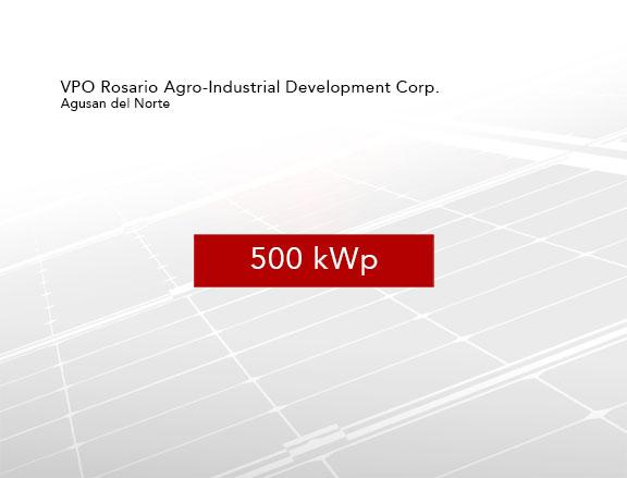 VPO Rosario Agro-Industrial Development Corporation
