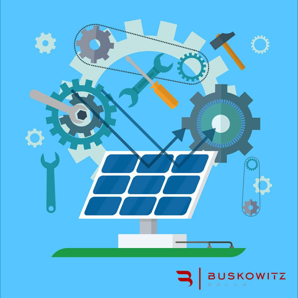 Solar Low Maintenance