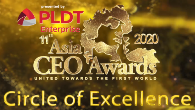 Asia CEO Awards 2020