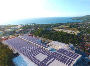 Coca-Cola Solar Panel Installation