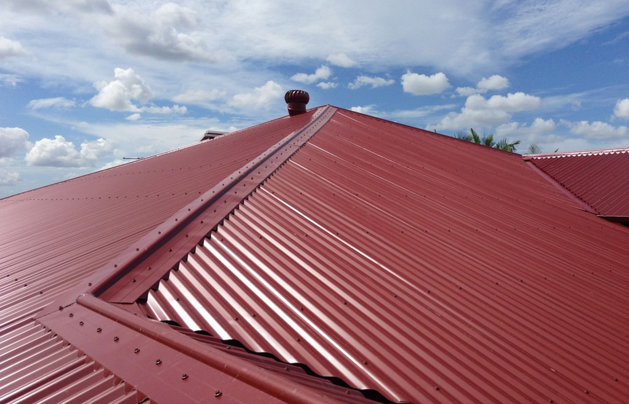Red Rooftop